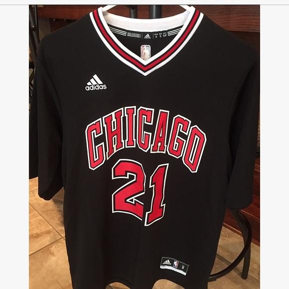 separation shoes 38628 07d30 Adidas NBA Jimmy Butler Chicago Bulls Jersey